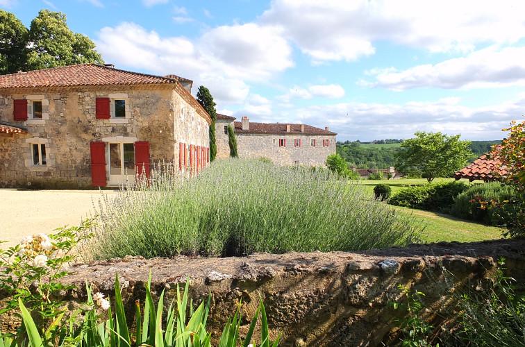 Location de vacances en Albret ©Le Bastion du Prince Noir - Poudenas
